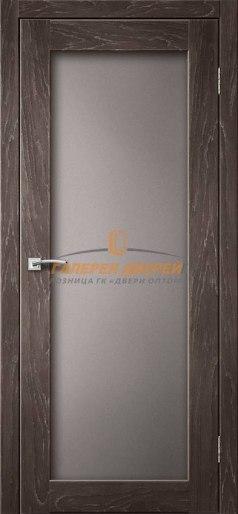 Дверь Эко 23 ПО Дуб шале коричневый