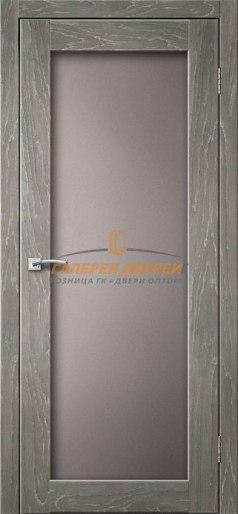 Дверь Эко 23 ПО Дуб шале серый