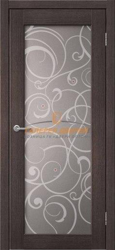Дверь Эко 23х ПО Венге