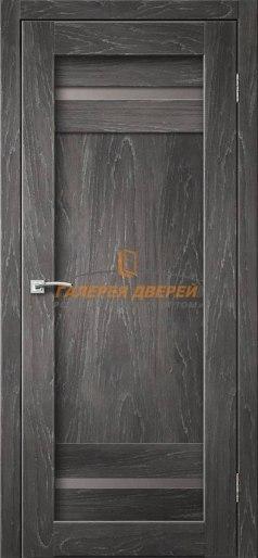 Дверь Эко 48 ПО Дуб шале коричневый