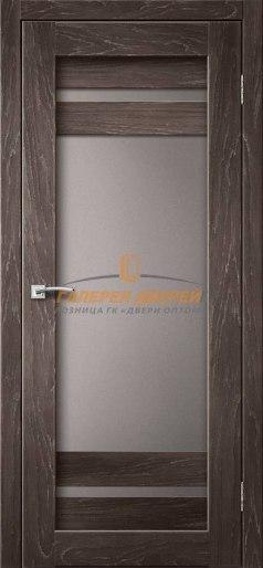 Дверь Эко 49 ПО Дуб шале коричневый