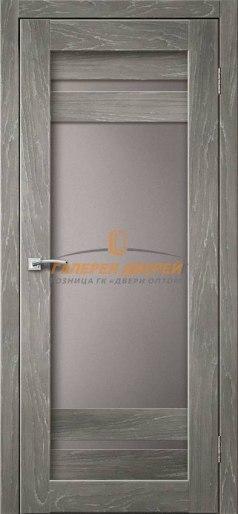 Дверь Эко 49 ПО Дуб шале серый