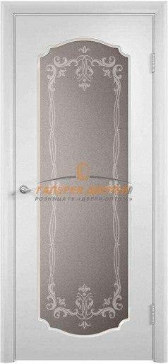 Дверь Ф-04х ПО Эмаль белая