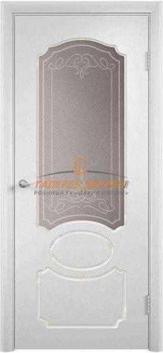 Дверь Ф-06х ПО Эмаль белая