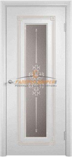 Дверь Ф-11х ПО Эмаль белая