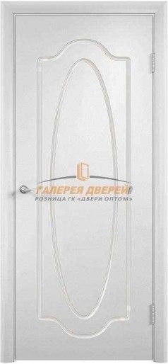Дверь Ф-5 ПГ Эмаль белая