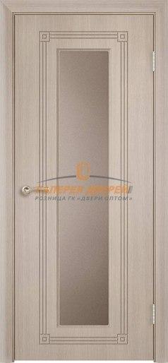 Дверь Классика Ф-011 ПГ Дуб выбеленный