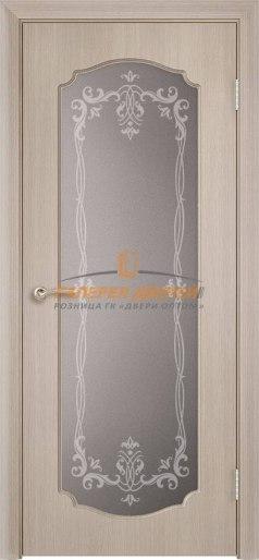Дверь Классика Ф-04х ПО Дуб выбеленный