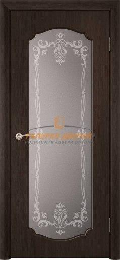 Дверь Классика Ф-04х ПО Венге