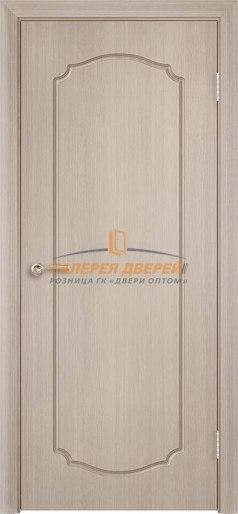 Дверь Классика Ф-4 ПГ Дуб выбеленный