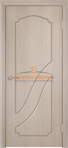 Дверь Классика Ф-8 ПГ Дуб выбеленный