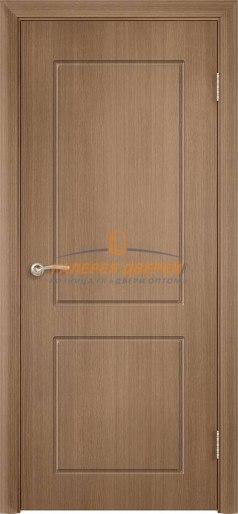 Дверь Классика Ф-9 ПГ Орех карамель