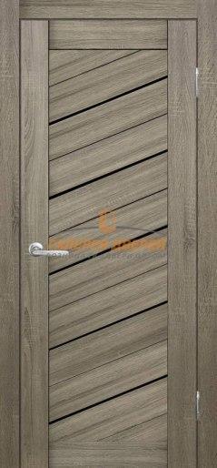 Межкомнатная дверь Форум диагональ Грей Сонома
