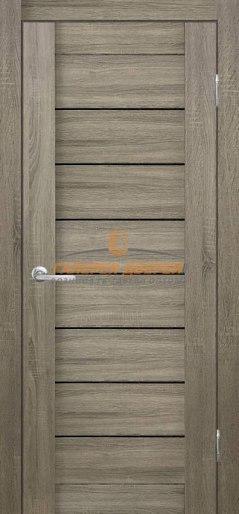 Межкомнатная дверь ФОРУМ Горизонталь Грей Сонома