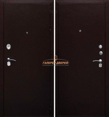 Входная дверь Гарда S3 медный антик
