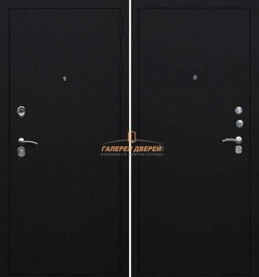 Входная дверь Гарда S3 чёрная шагрень