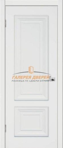 Дверь Grand 5 ПГ Белый сатин