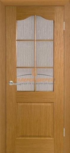 Межкомнатная дверь Капричеза ПО Дуб