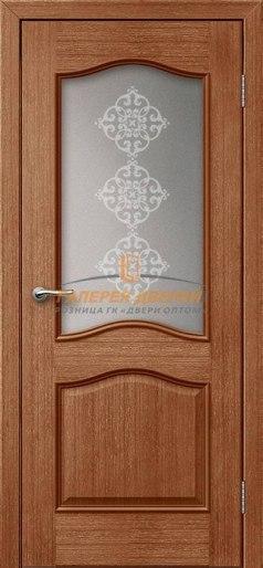 Дверь Классика-2 ПО Вишня