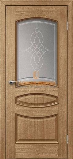 Дверь Классика-7 ПО Дуб