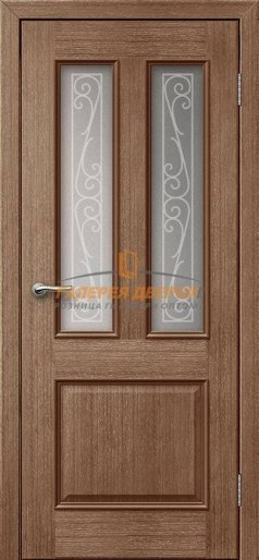 Дверь Классика-9 ПО Орех