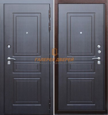 Входная дверь Кондор X1 венге