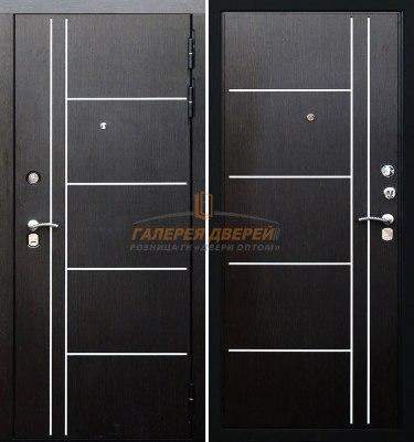 Входная дверь Кондор Хром