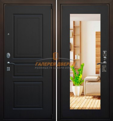 Металлическая дверь Кондор М3 венге