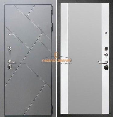 Входная дверь Кондор X7 с зеркалом