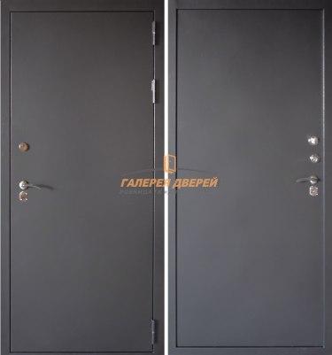 Входная дверь Кондор 9 серебро