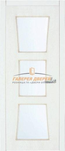 Дверь Квадро 12 ПО Дуб полярный