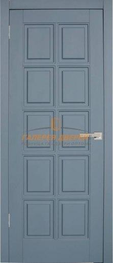 Дверь Квадро 16 ПГ Текстура Графит