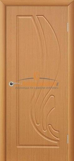 Межкомнатная дверь Лотос ПГ Миланский орех