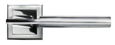 Ручка Упоение мат. никель/хром (MH-13 SC-CP-S)