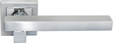 Ручка Central мат. хром/хром (MH-16 SC/CP-S)