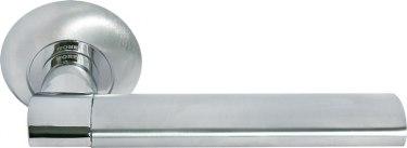 Ручка Agbar мат. хром/хром (MH-21 SC/CP)