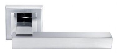 Ручка Piquadro мат. хром/хром (MH-37 SC/CP-S)