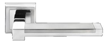 Ручка Sanibel мат. хром/хром (MH-39 SC/CP-S)