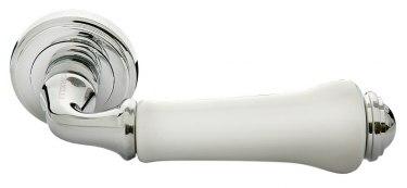 Дверная ручка MORELLI MH-41 CLASSIC PC/W