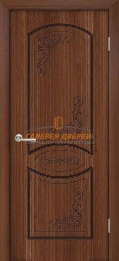 Межкомнатная дверь Муза ПГ Орех