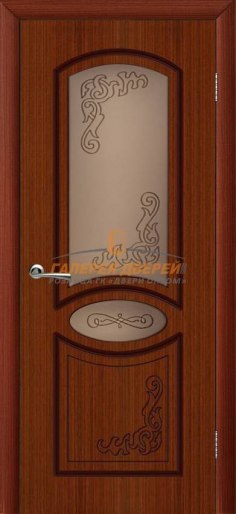 Межкомнатная дверь Муза ПО Маккоре