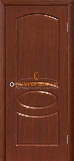 Межкомнатная дверь Неаполь ПГ Итальянский орех