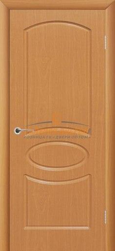 Межкомнатная дверь Неаполь ПГ Миланский орех