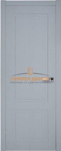 Дверь NEO 2 ПГ текстура Грей