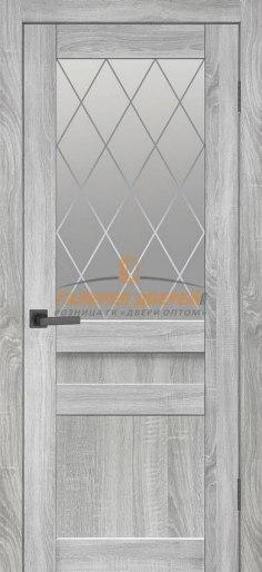 Межкомнатная дверь НЕО 3 ПО Лайт сонома