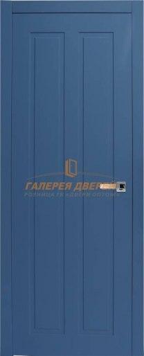 Дверь NEO 6 ПГ Темно-синий софт премиум