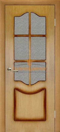 Дверь межкомнатная Оренсе ПО Дуб