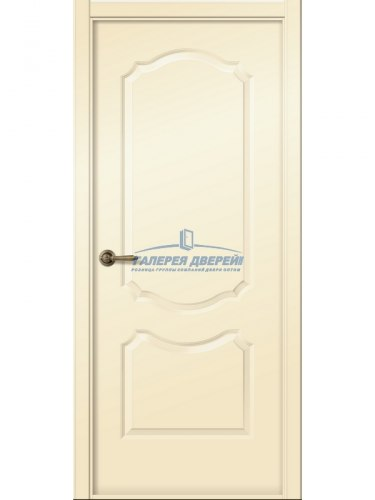 Межкомнатная дверь Перфекта ПГ Эмаль Ваниль