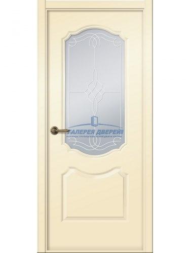 Межкомнатная дверь Перфекта ПО Эмаль Ваниль
