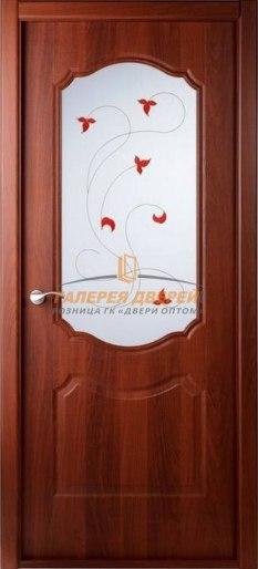 Межкомнатная дверь Перфекта ПО Итальянский орех
